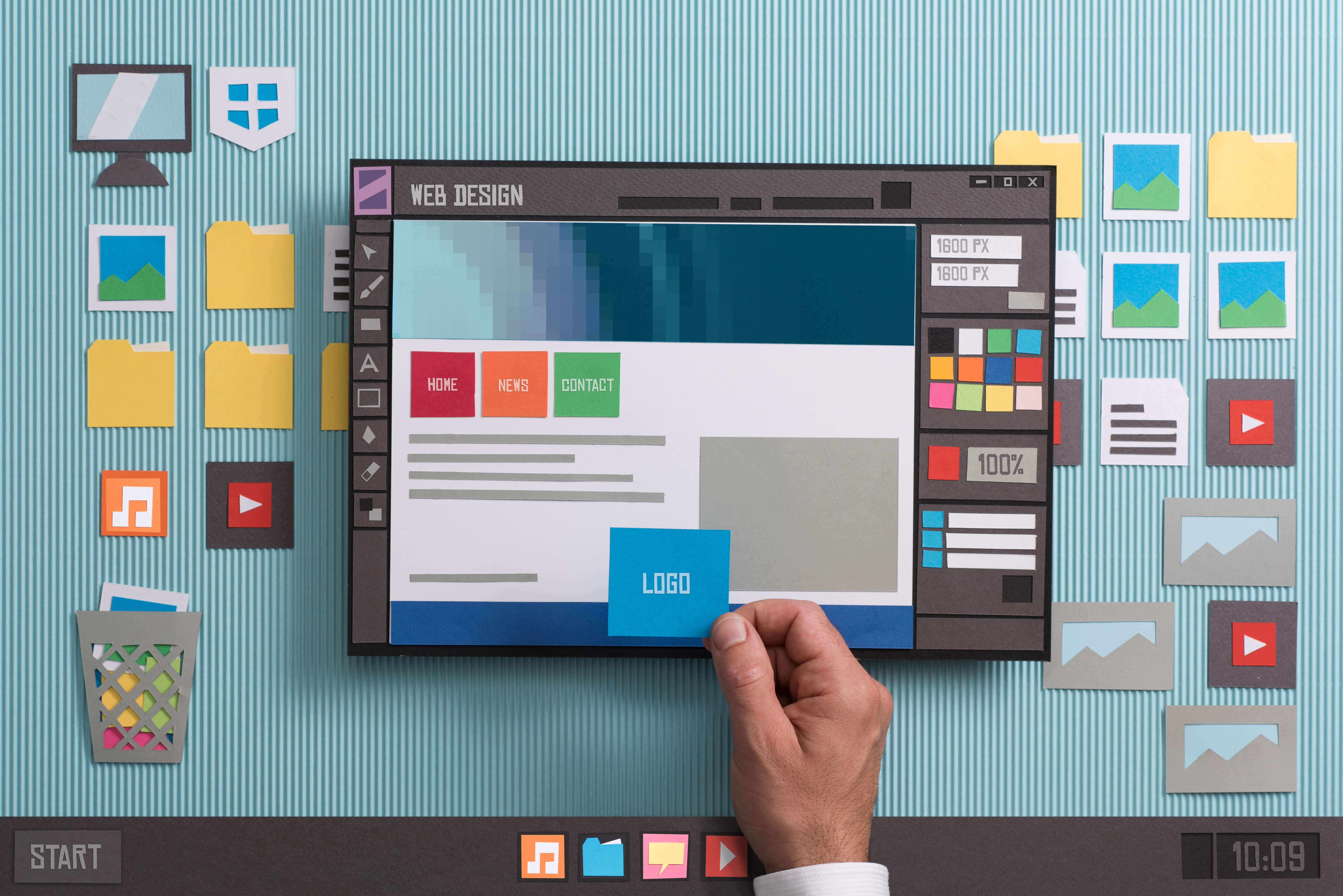 Web, Apps and Products